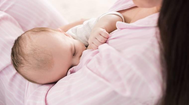breast feeding during winter